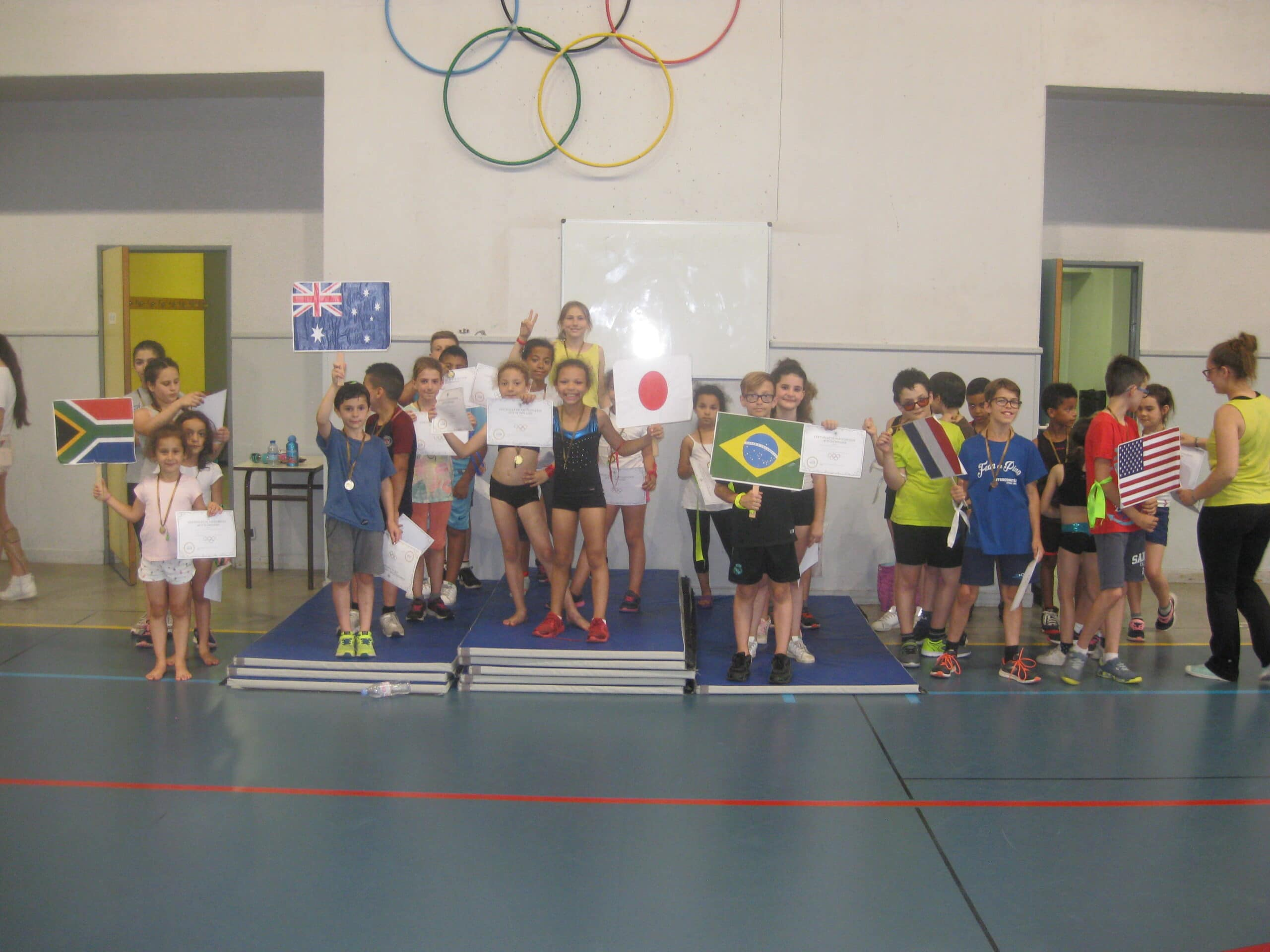 Olympiades du 4 juillet