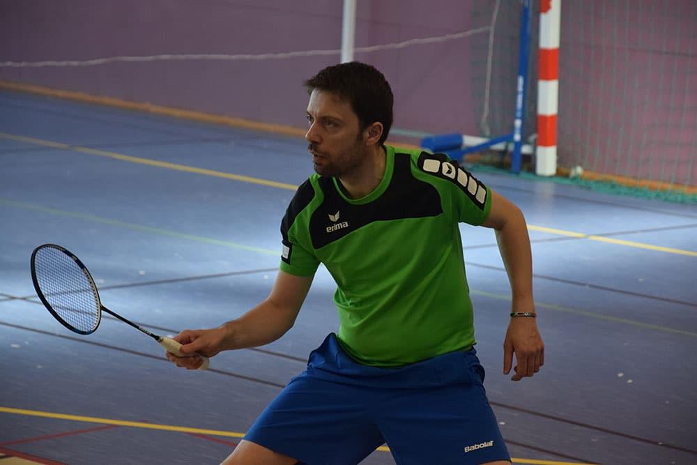 Les 20 ans du Badminton